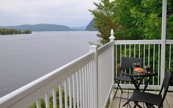 Terrasse cottage to rent for 2 Mauricie